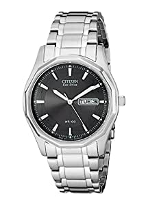 Citizen Men's BM8430-59E Eco-Drive Stainless Steel Watch with Link Bracelet