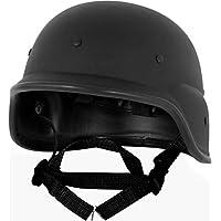 Casco táctico ABS moderno táctico guerrero M88 - con correa ajustable en la barbilla