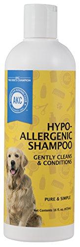 Dog Shampoo - Hypo-Allergenic - American Kennel Club -