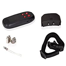 Good Cool 4 in 1 Remote Small/Med Dog Training Shock+Vibrate Collar Trainer