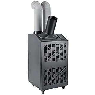 Tripp Lite Portable Cooling Unit Air Conditioner 18K BTU 5.275 kW 208/240V (SRCOOL18K), Black (B01AAAY1ZO) | Amazon price tracker / tracking, Amazon price history charts, Amazon price watches, Amazon price drop alerts