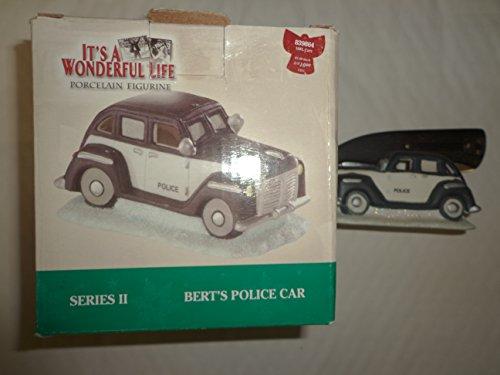(It's A Wonderful Life Series 2 Bert's Police Car)