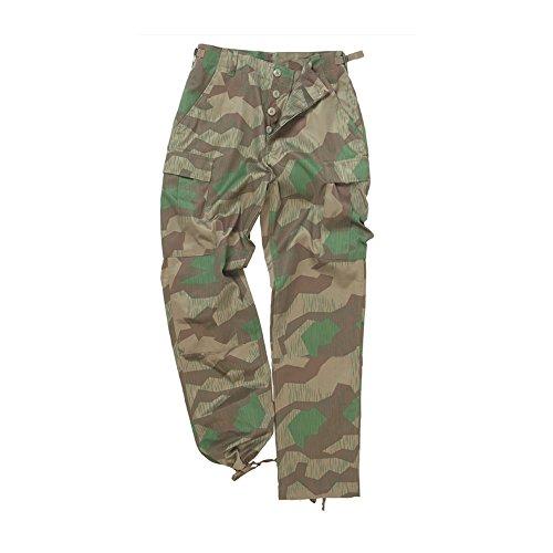 Mil-Tec Splinter Camo Ranger BDU Style Field Pants - Field Camo Pant