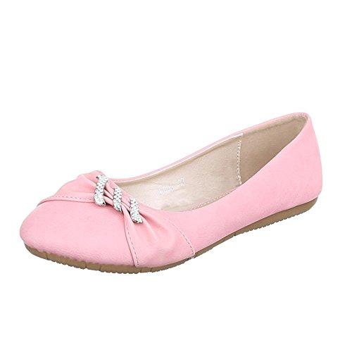 Ital-Design - Cerrado Mujer Rosa - rosa