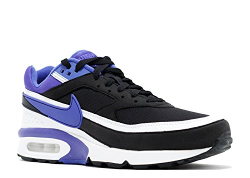 Nike Air Max BW OG Men's Shoes Black/Persian Violet/White 819522-051 (9.5 D(M) US) (Nike Air Max Classic Bw)
