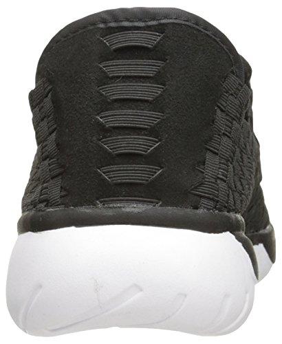 Bernie Mev Hombres Fleet Victor Fashion Sneaker Black