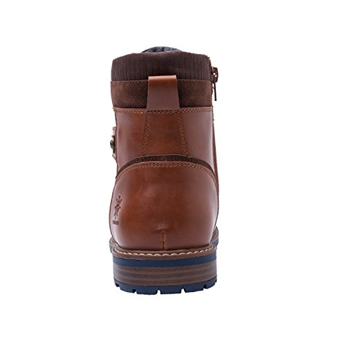 Global Win Globalwin Heren Classic 16371639 Fashion Boots Tan7