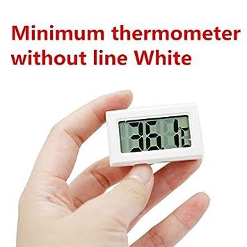 Termómetro digital para frigorífico o congelador (26% apagado ...