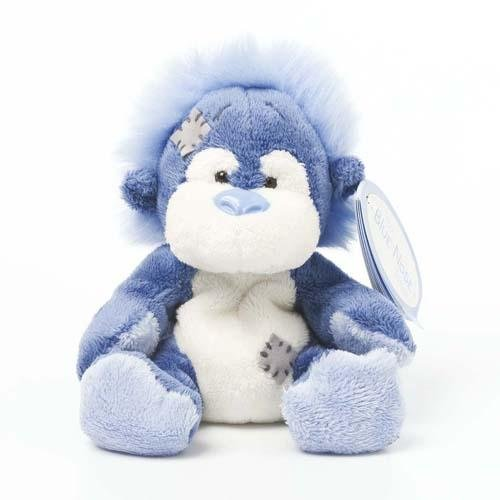 """4"""" My Blue Nose Friend Jungle the Orangutan"""
