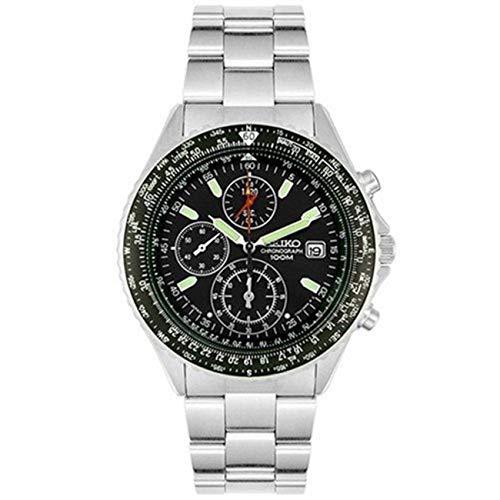 Seiko Men's SND253 Tachymeter - Flight Watch Master