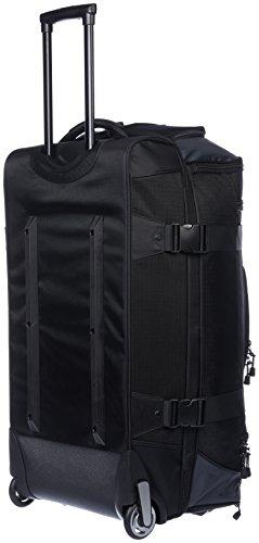 AmazonBasics Ripstop Wheeled Duffel - 30-Inch, Black