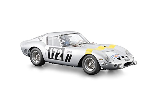 CMC-Classic Model Cars, USA Ferrari 250 GTO 1962 Tour de France Die Cast (1962 Ferrari 250 Gto)
