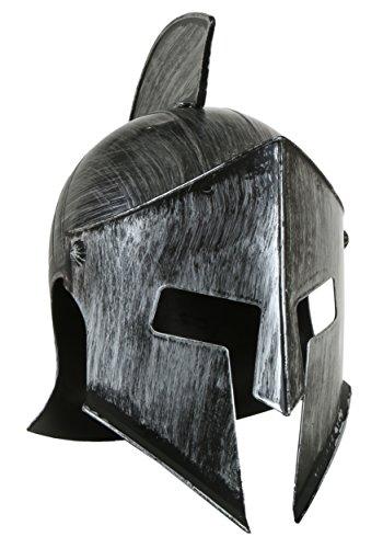 HMS Men's Knight Helmet, Black, One Size ()