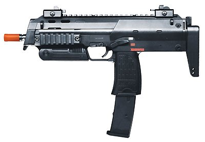 Mp7 Submachine Gun - 1