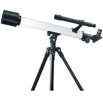 Elenco 288x Astrolon Telescope With Aluminum Tripod 0