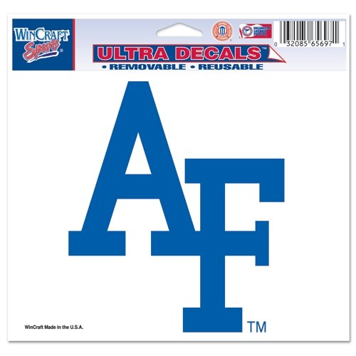 Wincraft NCAA Air Force Academy Multi-Use Colored Decal, 5'' x 6''