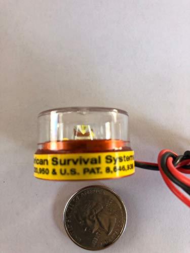 (DS-30 LED White Drone Strobe UAV Strobe Locator)