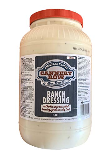 Cannery Row Ranch Dressing, 3,78 l