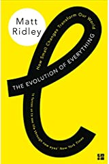 EVOLUTION OF EVERYTHING- PB Paperback