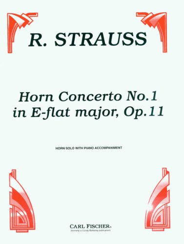 Horn Concerto No. 1 in E-flat Major