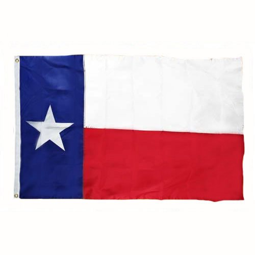 Valley Forge Texas 3ft x 5ft Spun Heavy Duty Polyester Flag