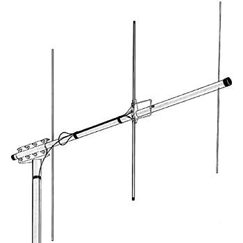 Sirio Antenna Siriosy 50-5 50-54Mhz 6 Meter Tunable 5 Elements Yagi Antenna
