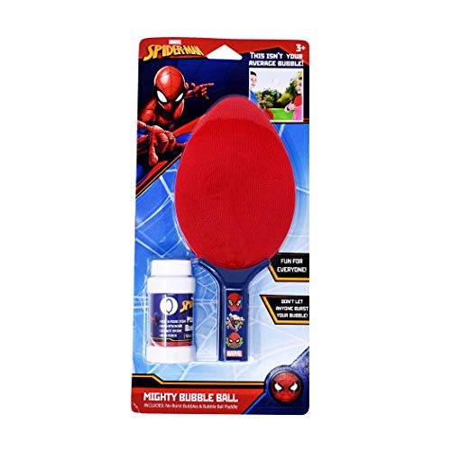Spider-Man Mighty Bubble Ball