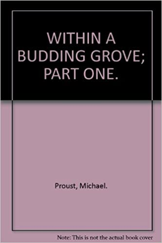 Read Within a Budding Grove PDF, azw (Kindle), ePub