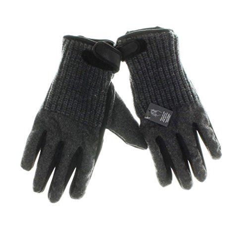 Apt. 9 Men Wool Blend Knit Texting Gloves MAP53G01 Gray Medium/Large from Apt 9