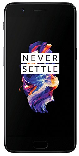 OnePlus 5 A5000 8GB RAM / 128GB Midnight Black Factory Unlocked USA Version