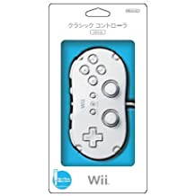 Official Wii Classic Controller for Nintendo Wii [Nintendo Wii] (japan import)