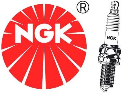 NGK Z/ündkerze B6HS f/ür Z/ÜNDAPP Combinette 50 ccm