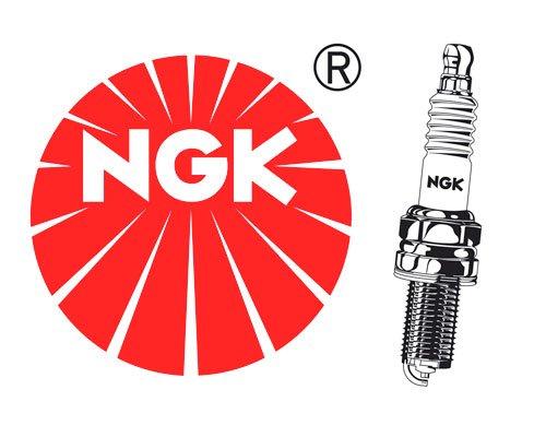 KS Candela di accensione NGK BPR6ES per moto GUZZI v11sport 1100/ccm a partire da 99