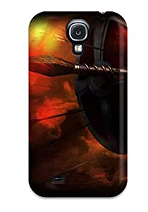 8128379K57362734 Galaxy Cover Case - Pantheon Protective Case Compatibel With Galaxy S4