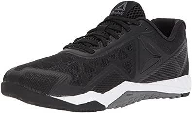 Reebok Women's ROS Workout TR 2.0 Sneaker, Black/Alloy/White, 5 M US