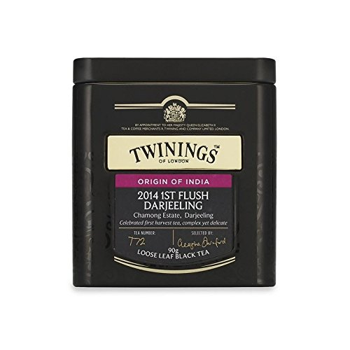 Twinings 2014 1st Flush Darjeeling - 90g - Caddy