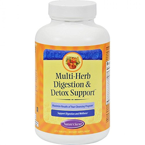 Nature's Secret Multi-herb Digestion And Detox Support - ...