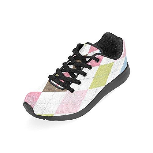 Jogging Shoes Go Easy InterestPrint Womens Athletic Walking Running Sneaker Comfort Lightweight Sports RZwW5qxTP