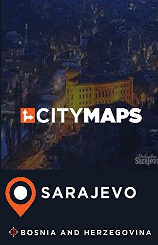 City Maps Sarajevo Bosnia and Herzegovina