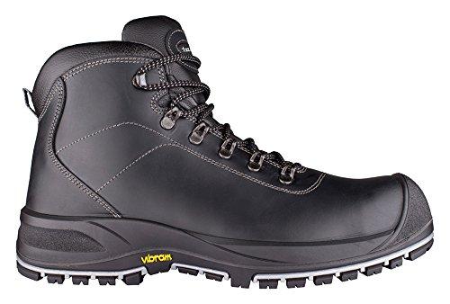 SG7400242 Noir sécurité Chaussures Gear Apollo S3 Solid de Taille 42 5S1wgq