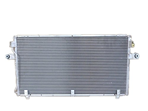 A-C Condenser - Pacific Best Inc For/Fit 4758 97-98 Nissan Maxima 97-98 Infiniti I30