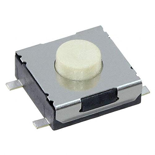 SWITCH TACTILE SPST-NO 0.05A 12V (Pack of 100) by Wurth Electronics Inc.