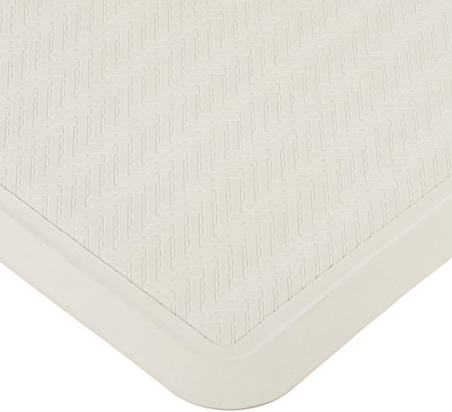 Rubbermaid Commercial Safti Grip Bath Mat Small White