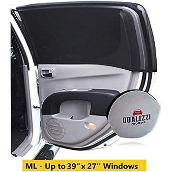 Amazon.com: Mejor parasol de coche para bebé, malla elástica ...