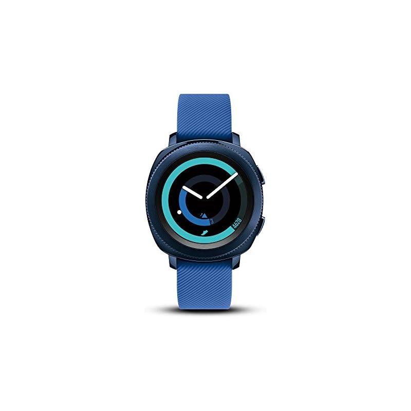 Samsung Gear Sport Smartwatch, Blue (SM-