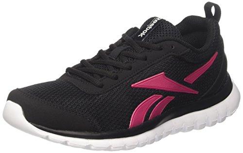 Chaussures Sublite rose Sport Rage black Femme Entrainement Reebok whit De Running Multicolore xB4qOwA1