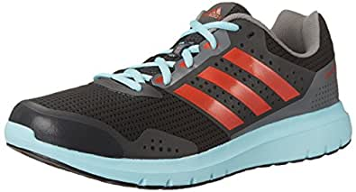 adidas Performance Men's Duramo 7 M Running Shoe,Grey/Red/Grey,7 M US