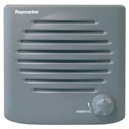 Raymarine Active VHF Speaker w/Mounting Bracket f/Ray 240
