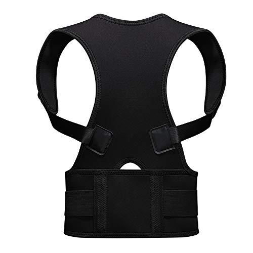 Chaleco Ortopdico Ajustable Corrector De Postura - Alivia El Dolor De Espalda Y Corrige La Postura - Mide 30