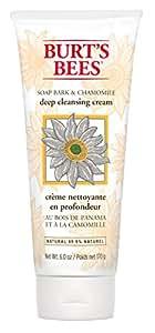 Soap Bark & Chamomile Deep Cleansing Cream Burt's Bees 6 oz Cream